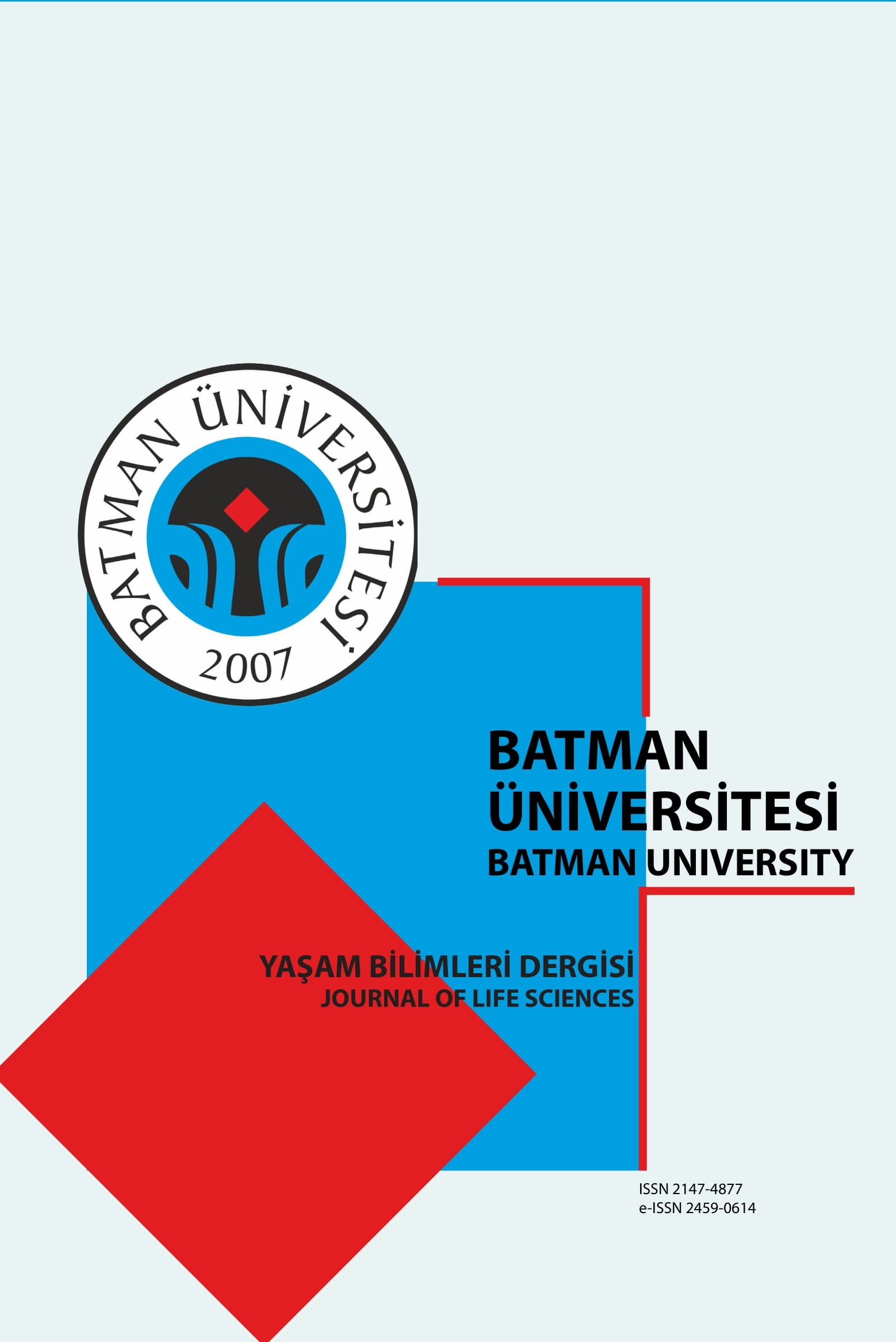 Batman University Journal of Life Sciences
