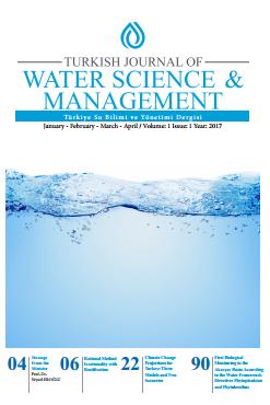 Türkiye Su Bilimleri ve Yönetimi Dergisi