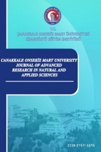 Journal of Advanced Research in Natural and Applied Sciences