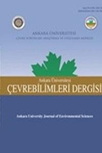 Ankara Üniversitesi Çevrebilimleri Dergisi