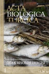 Acta Biologica Turcica