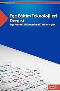 Ege Eğitim Teknolojileri Dergisi